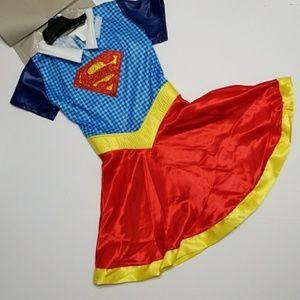 Supergirl DC Superhero Girls costume (Large)